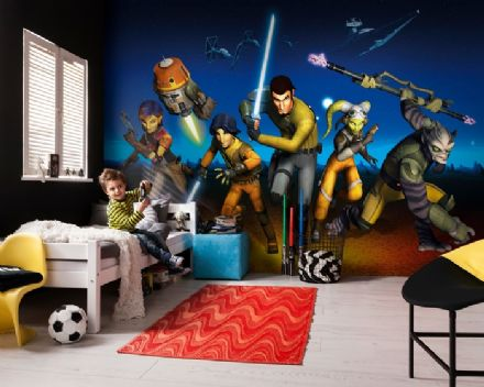 Star Wars Rebels photo wallpaper